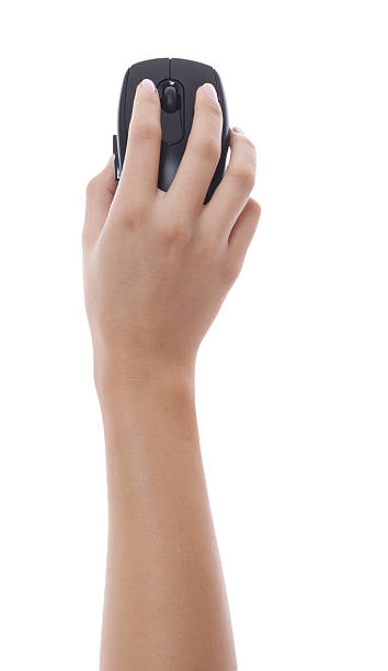 Woman hand holding black pc mouse isolated picture id168346124?b=1&k=6&m=168346124&s=612x612&w=0&h=oiftozhvwkw njlt627swakyeyh3mlvv8m68hb8x ou=