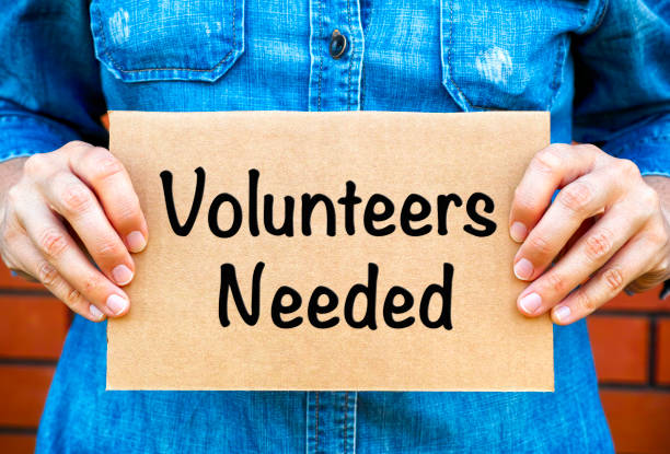 301 Volunteers Needed Stock Photos, Pictures & Royalty-Free Images - iStock