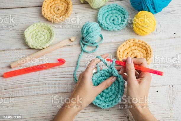 Woman hands knitting crochet picture id1060598268?b=1&k=6&m=1060598268&s=612x612&h=yhj6ijdyn3ybx10pyv5yr p gh3t8urnze5zofqj3im=