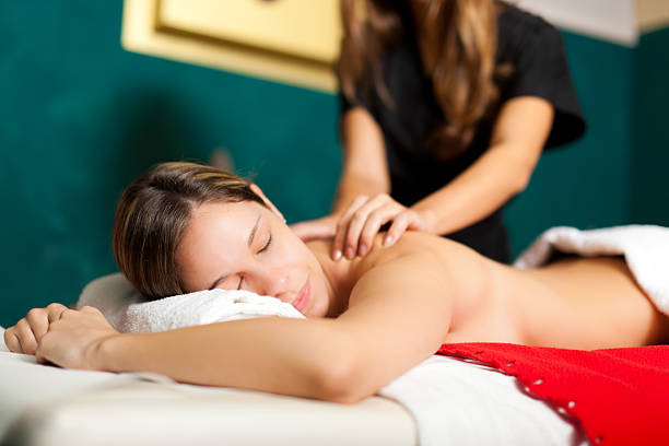 massage für Damen – Foto