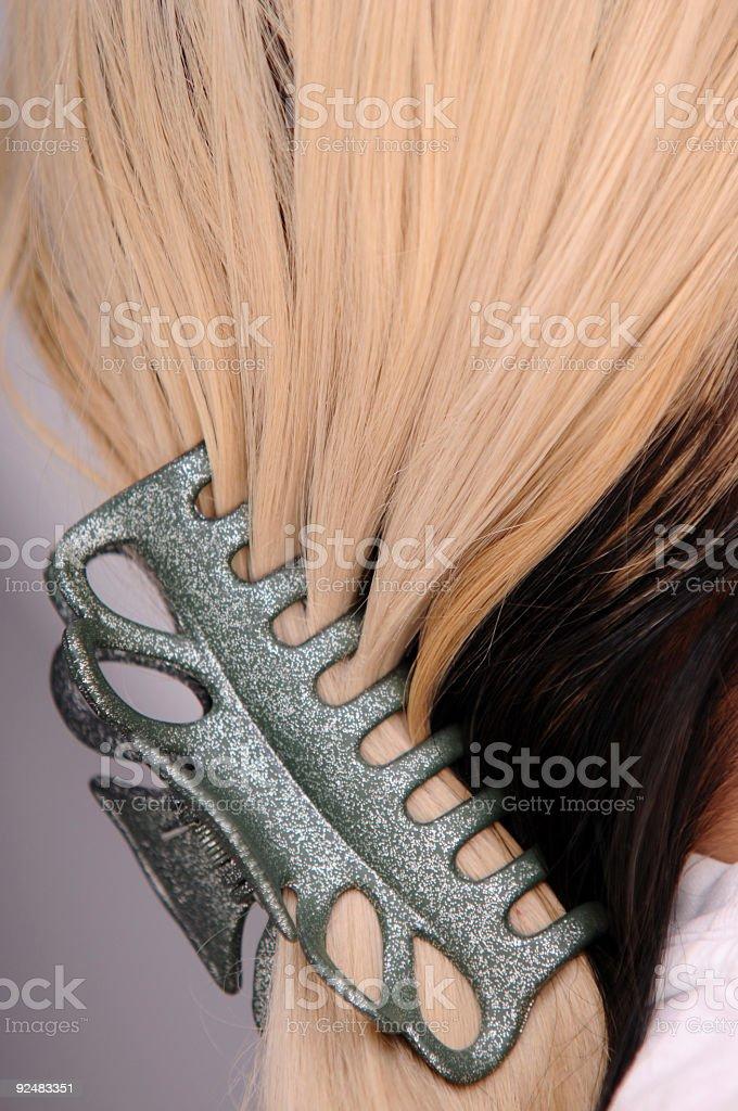 woman head royalty-free stock photo