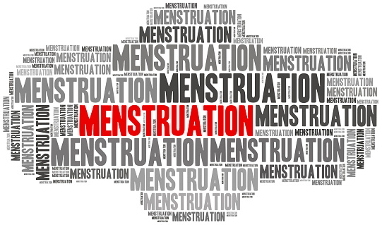 istock Woman healthcare concept related to menstruation 497259356