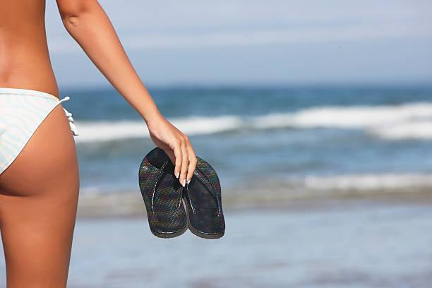 Free female bikini thong photos