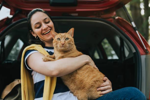 Woman holding cat in car picture id1145151943?b=1&k=6&m=1145151943&s=612x612&w=0&h=r5hruxw50qj57k8g7pxtovvlccf3duhm3ct7asrjeiq=