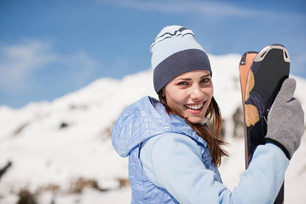 Woman holding skis picture id170278266?b=1&k=6&m=170278266&s=612x612&w=0&h=r0ucgox4sb yydudrm07h2fpbq1prc8ury  mqzyunw=