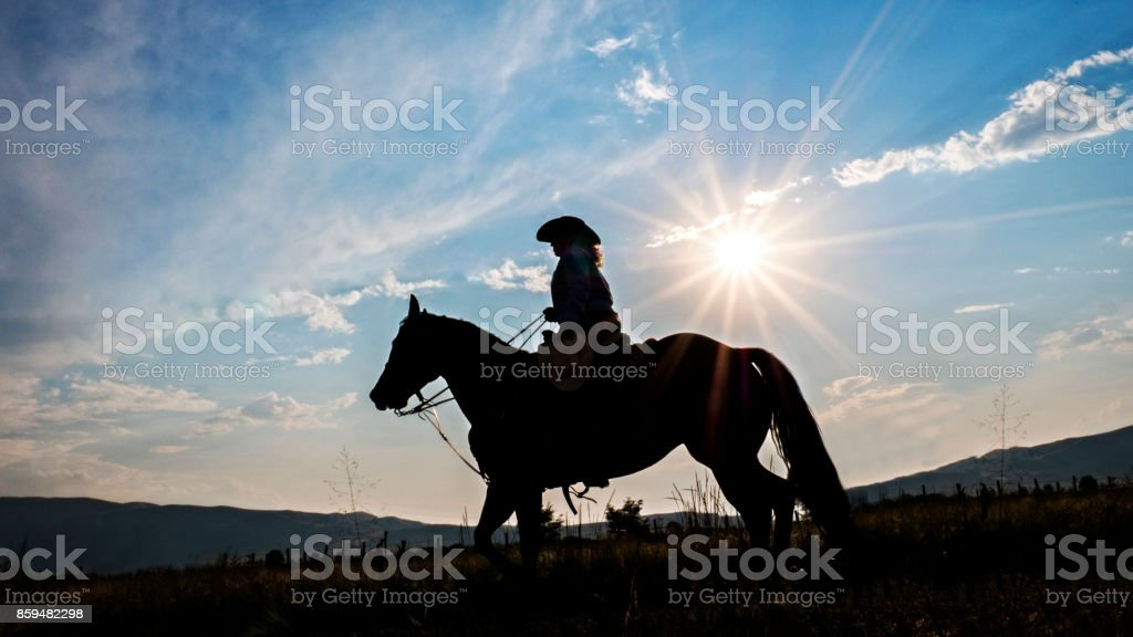 Woman Horseback Rider Stock Photo Download Image Now Istock