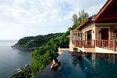 luxury hotel paresa in phuket thailand