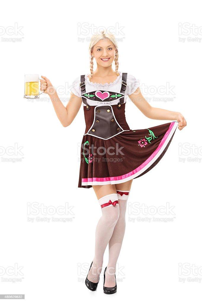 Adult Beer Pint Costume