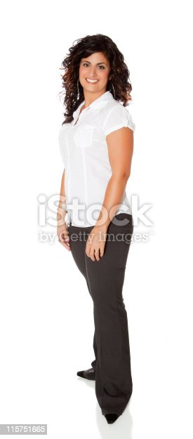 istock Woman in her 30s 115751665