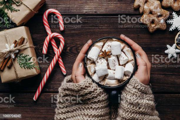 Woman in knitted sweater with mug of hot chocolate picture id1053704042?b=1&k=6&m=1053704042&s=612x612&h=2oy3m4zxzy09ku8z5z63cxm6 xeut6k7p7kp7qo2mh0=