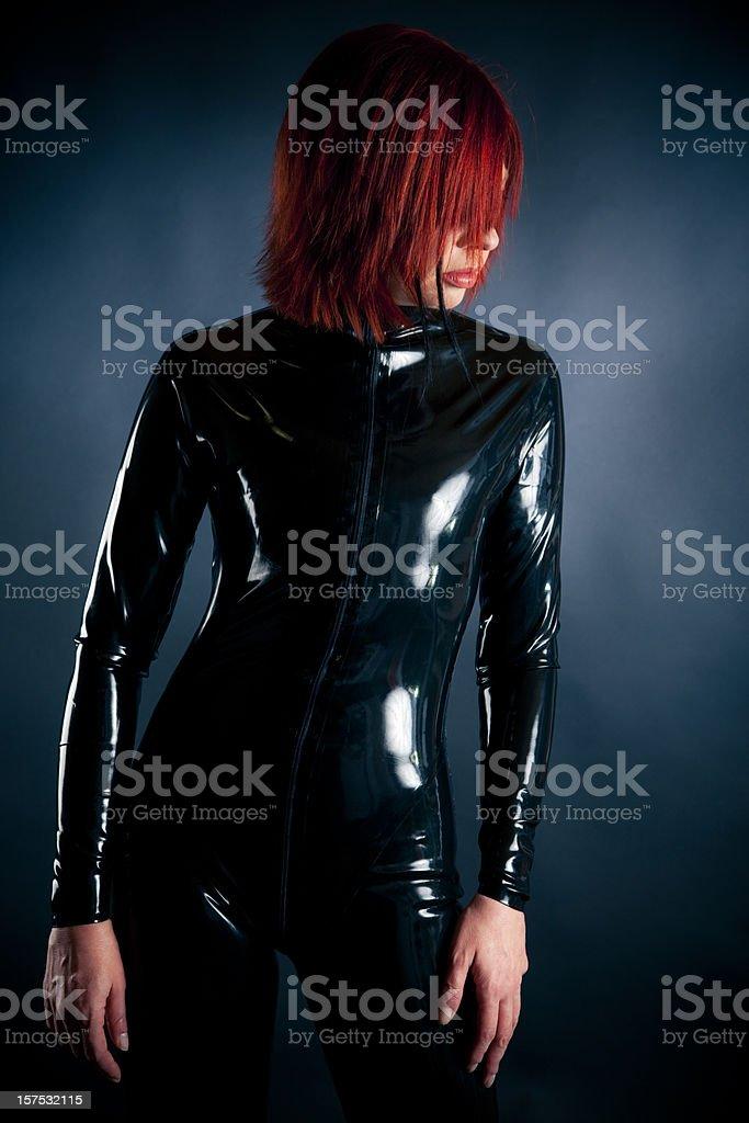 Latex catsuit LatexCatfish