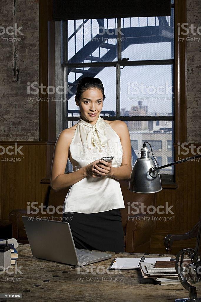 여성 office royalty-free 스톡 사진
