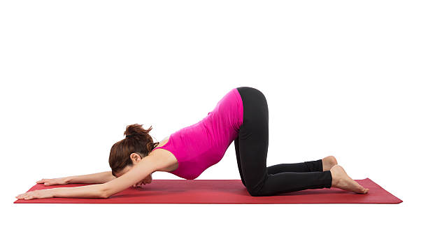 Woman in puppy dog pose during yoga picture id495384727?b=1&k=6&m=495384727&s=612x612&w=0&h=zoycokyb5f3xvwqdphwskcwmpci0nftsjbs cyfhbry=
