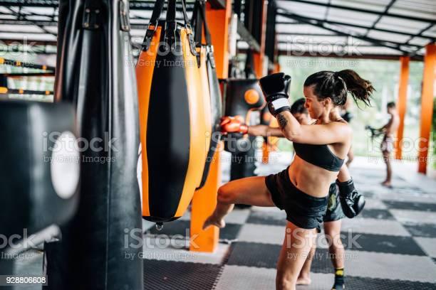 Woman kicking the punching bag picture id928806608?b=1&k=6&m=928806608&s=612x612&h=cngnbyjqnyloyi wfrhfk5jvd8v9zvxmwoibmuny0l8=