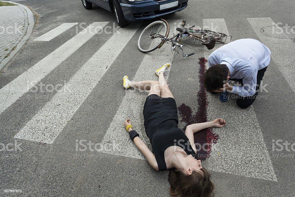 Drunk Female Dies In Car Crash
