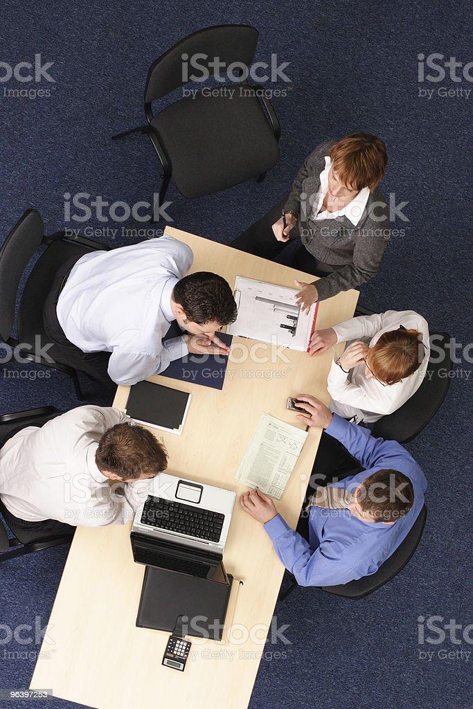 woman leadership - Royalty-free Administrator Stock Photo