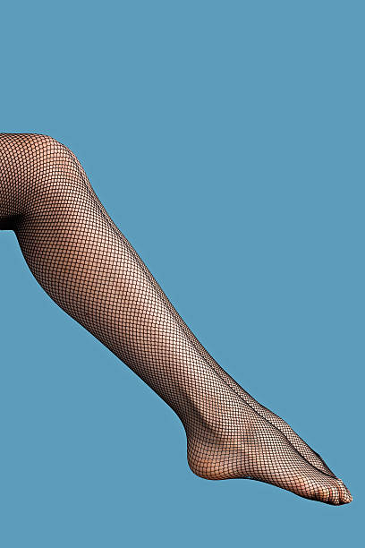 05f725d5fa5f4 Top 60 Fishnet Stockings Stock Photos, Pictures, and Images - iStock
