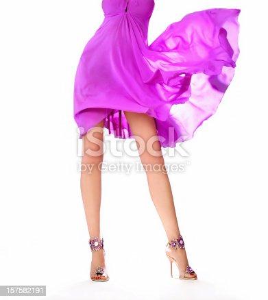 157582133 istock photo Woman legs 157582191