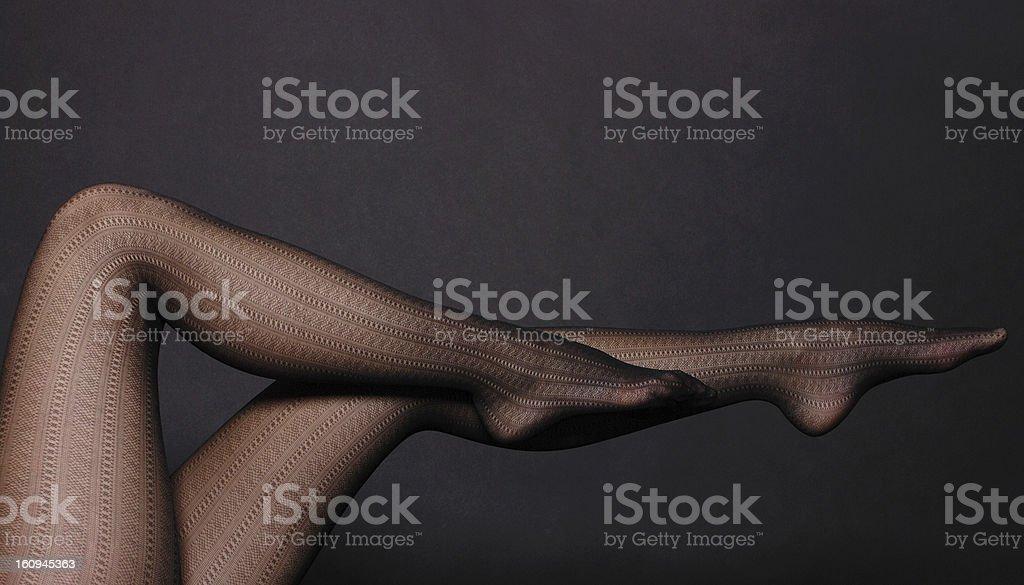Frau Beine – Foto