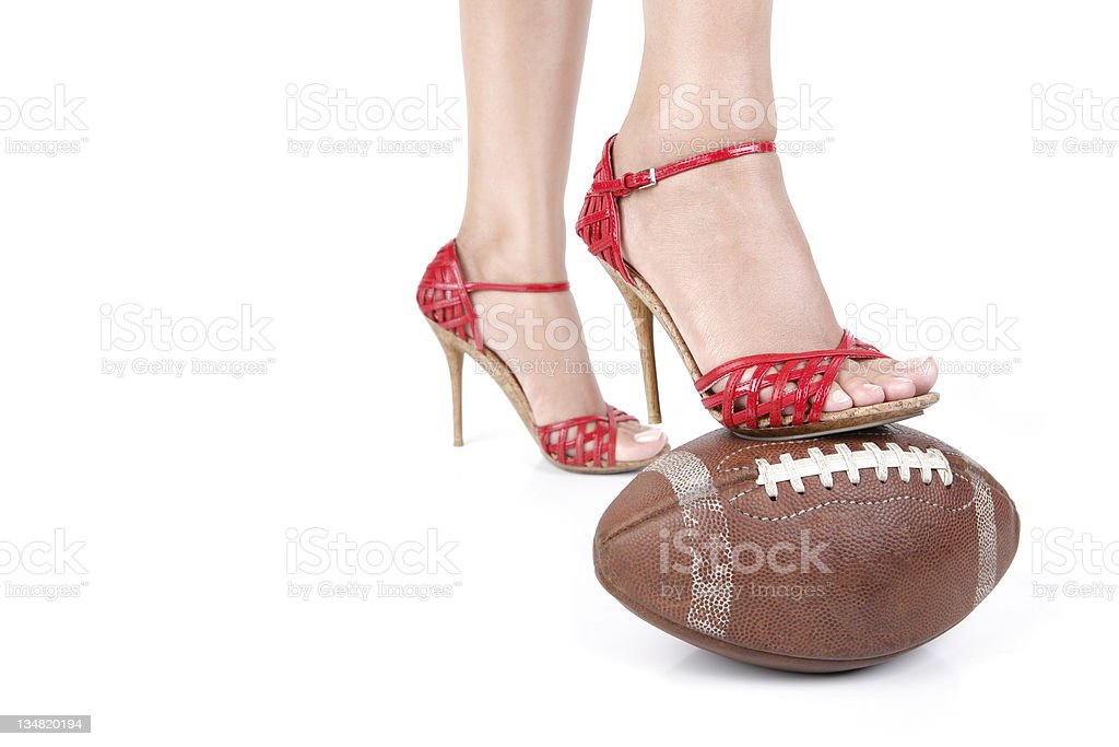 Woman Legs Series royalty-free stock photo