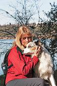 istock Woman Loves Pet 174923615