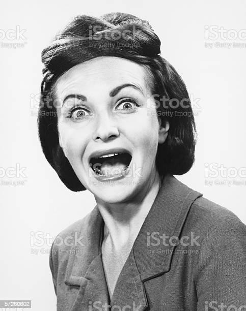 Woman making face portrait picture id57260602?b=1&k=6&m=57260602&s=612x612&h=c8bwhqw7wf5qizarqezwbrtticj4m52oxpsfvasjzsk=