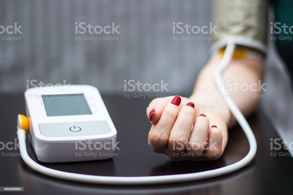 Como se mide la presion sanguinea