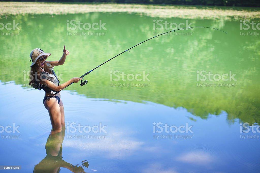Секс на рыбалка