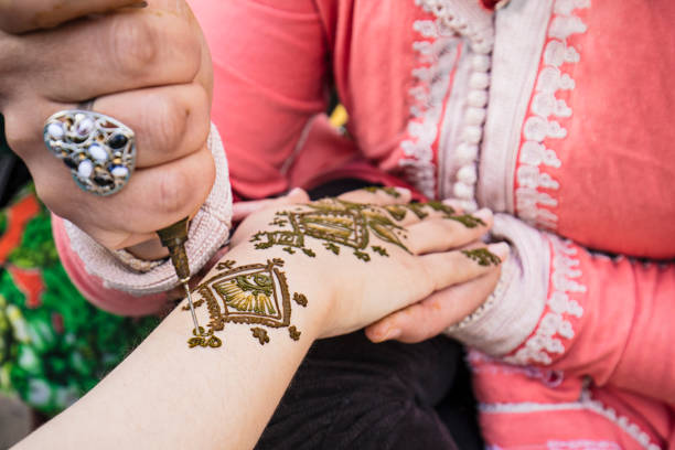 290ceed9f Top 60 Henna Tattoo Stock Photos, Pictures, and Images - iStock