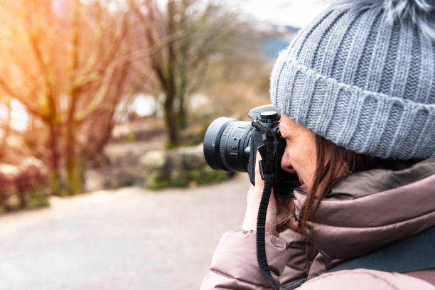 Woman photographer taking photos with a professional camera in a park picture id1151422880?b=1&k=6&m=1151422880&s=612x612&w=0&h=tvosimtsmxa drcm5op rmbab3lhfu65mcbikfqv4 s=