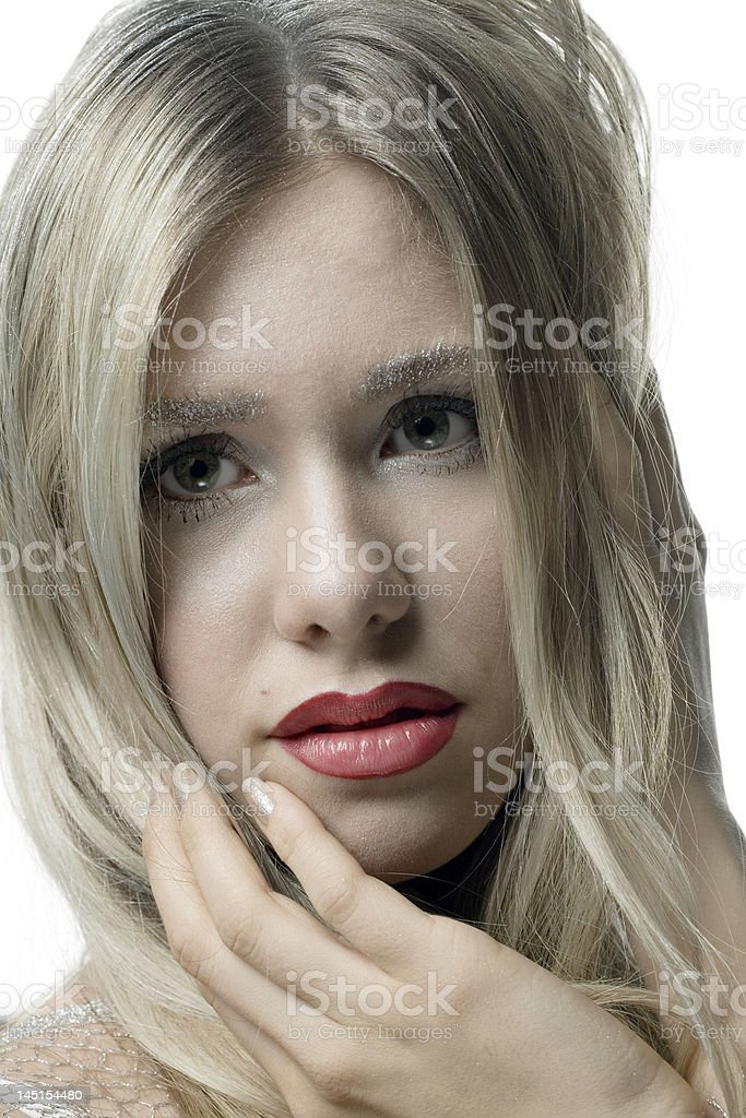 Woman. royalty-free stock photo