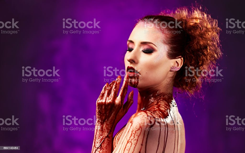 Woman royalty free stockfoto