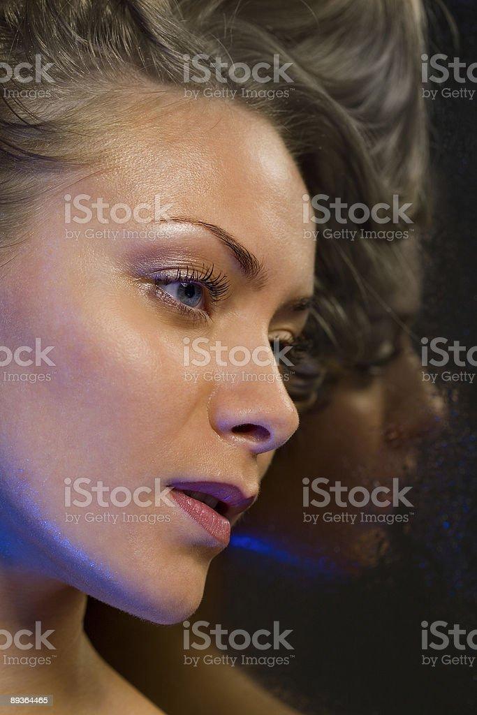 Woman. royalty-free stock photo