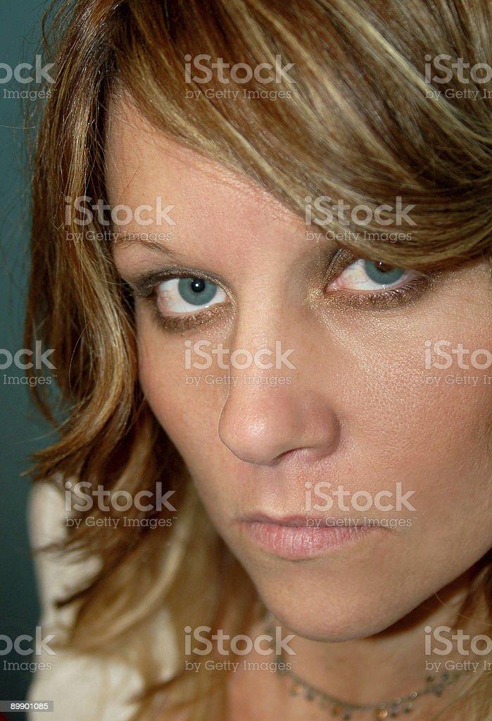 Mujer foto de stock libre de derechos