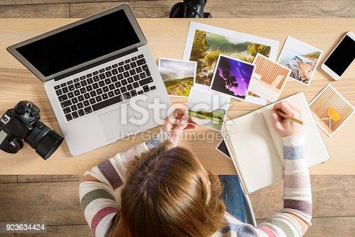 923634538 istock photo Woman planning next photos 923634424
