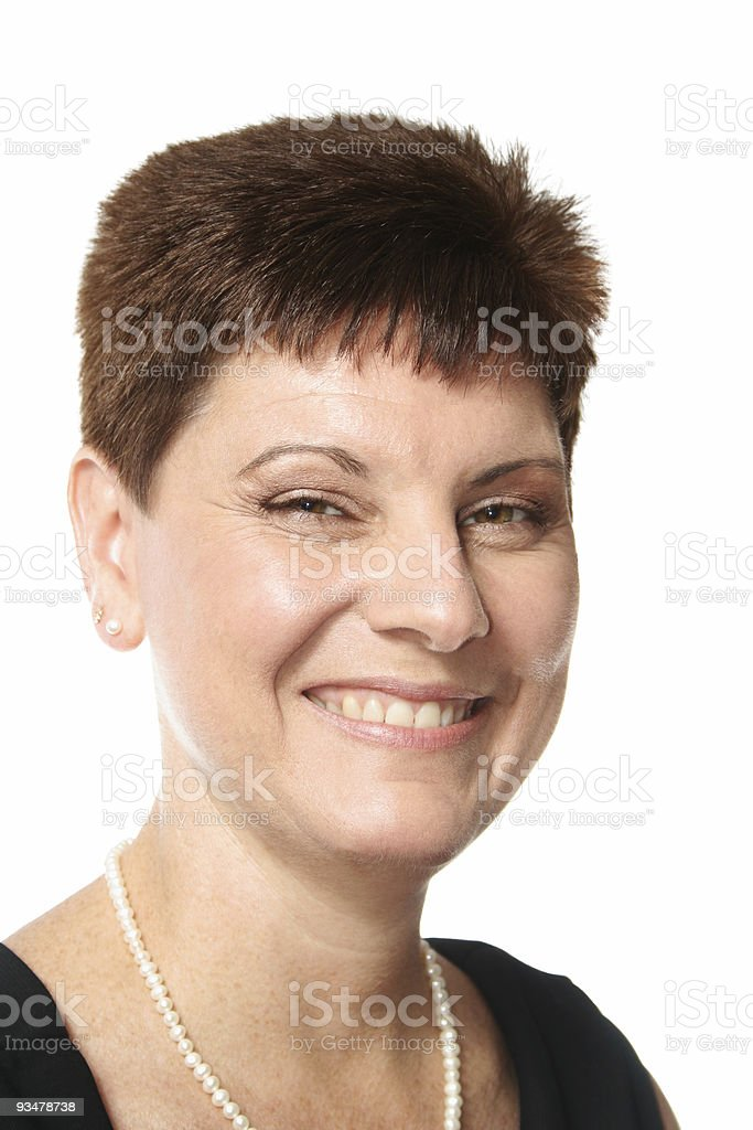 Woman Portrait royalty-free stock photo
