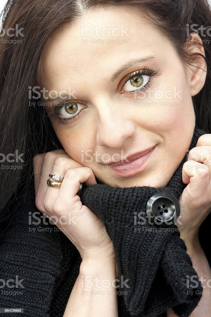 여성 인물 사진 royalty-free 스톡 사진