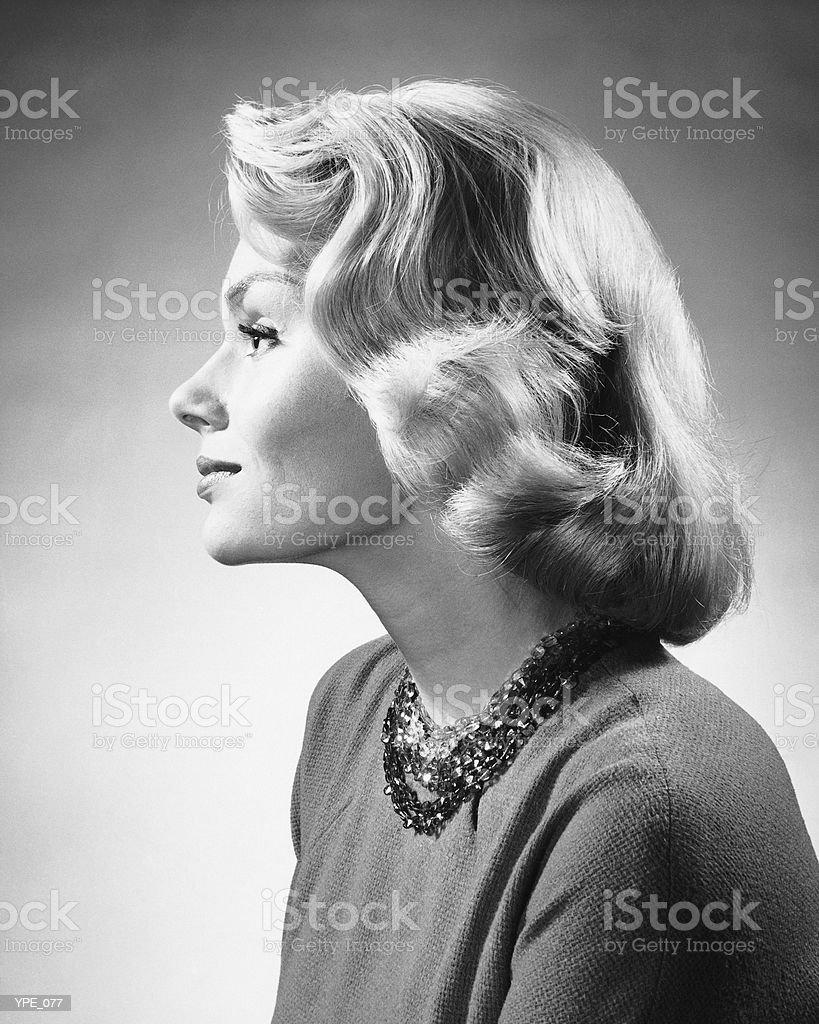 Woman posing 免版稅 stock photo