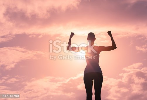 952953174 istock photo Woman power! 817147750