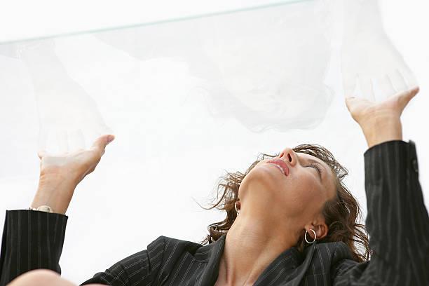 Glass Ceiling-Phänomen – Foto
