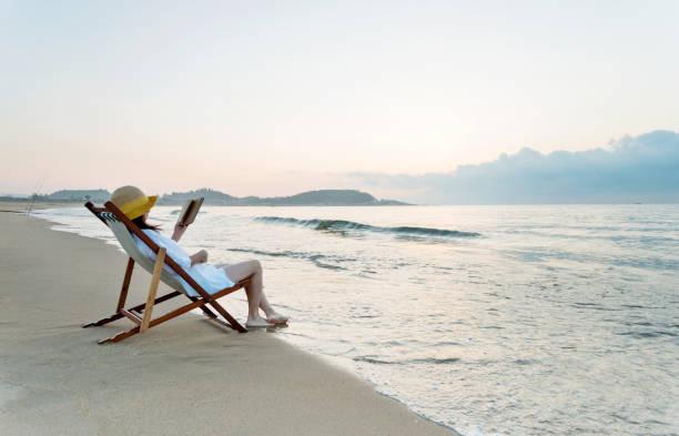 Woman reading book at the beach picture id1065824638?b=1&k=6&m=1065824638&s=612x612&w=0&h=nucot7vqmqxzdvcjoszjymqyjp2wy 4tum5u1gis u8=