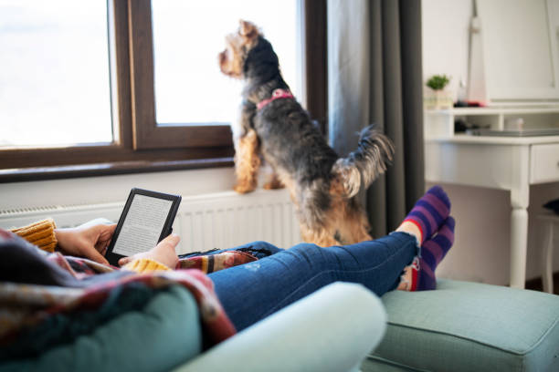 Woman reading ebook at home picture id1200610097?b=1&k=6&m=1200610097&s=612x612&w=0&h=vd4gbaezde6zfmixcypi8uk4grq2tayltkbiseo2wcy=