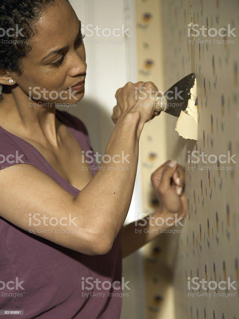 女性の壁紙を削除 1人のストックフォトや画像を多数ご用意 Istock