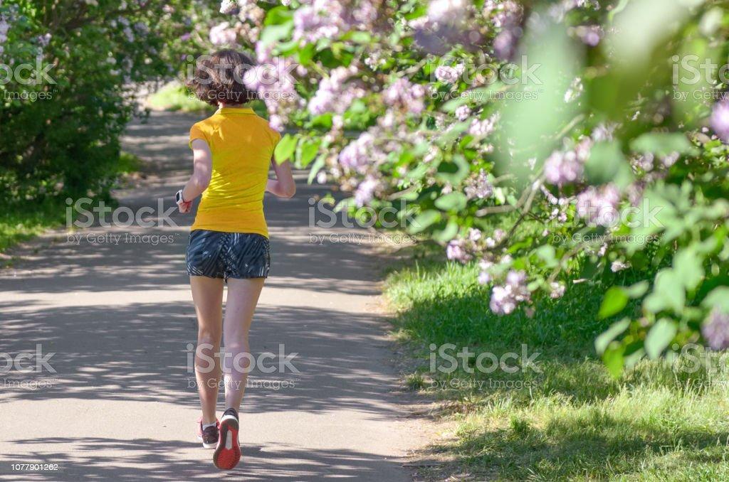 Geile joggerin