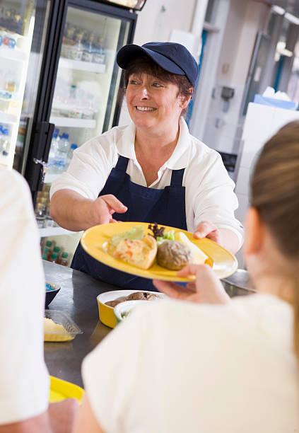 Woman serving lunch to high school students picture id177131963?b=1&k=6&m=177131963&s=612x612&w=0&h= 4ock8gaw4b74dah jwnhoinnhenh1yiamcpgpnbgdk=