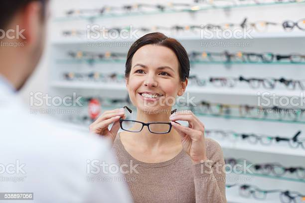 Woman showing glasses to optician at optics store picture id538897056?b=1&k=6&m=538897056&s=612x612&h=0eo6s6ujffdhdvtdukwjvrbv3trgfhjtw7gall rhne=