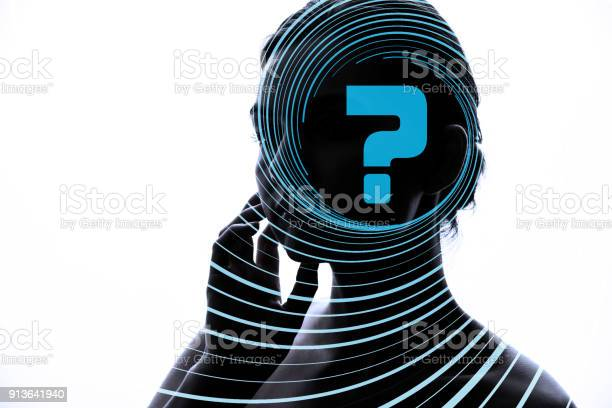 Woman silhouette with question mark picture id913641940?b=1&k=6&m=913641940&s=612x612&h=effke4jglkjs8ljiy6l3endkiul s3ru q8tmmkz3om=