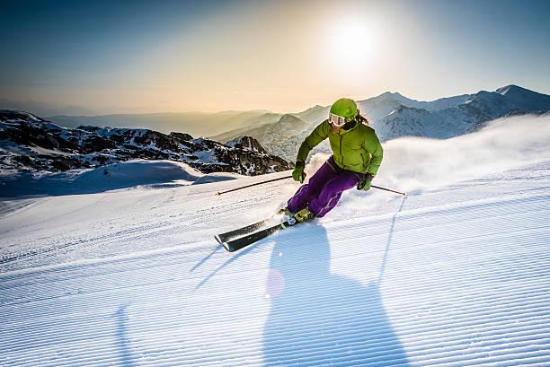 Woman skiing downhill picture id484705702?b=1&k=6&m=484705702&s=612x612&w=0&h=vsn hqso0msikzirr6u7u56a7xlrcozaaf53mpl5nd8=