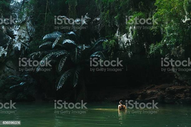Woman swimming in lagoon picture id636596026?b=1&k=6&m=636596026&s=612x612&h=hmjhcqf1oc 84klqwh0voejb3s0gor887azrzzj9mfw=