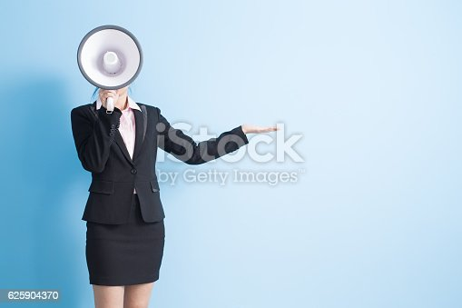 1166716628 istock photo woman take microphone 625904370